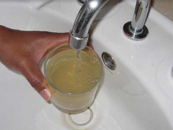 nước sinh hoạt bị ô nhiễm,nguồn nước sạch