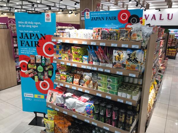 thực phẩm Nhật,hàng Nhật
