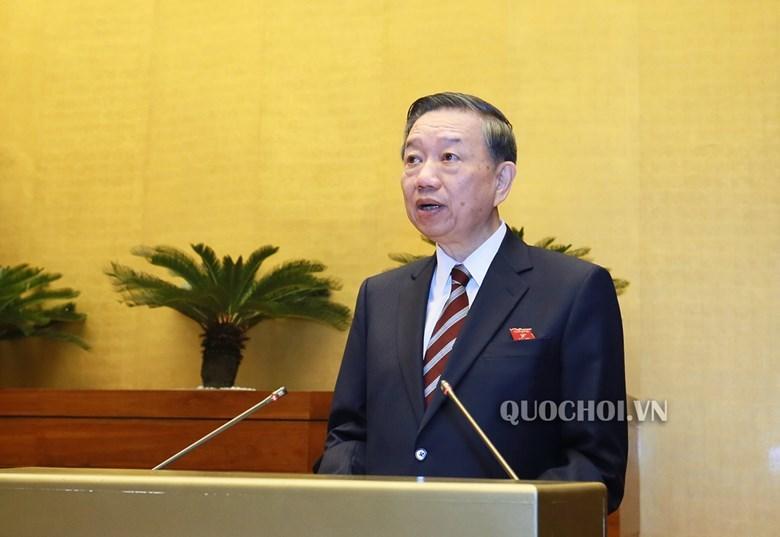 Bộ trưởng Tô Lâm: Công an xã chính quy không làm tăng biên chế