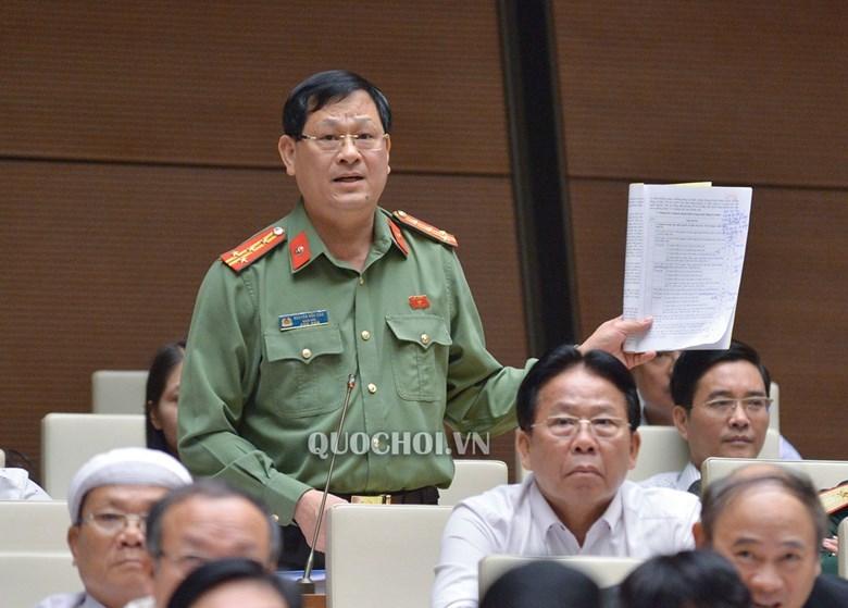 Phong tướng,hàm cấp tướng,giám đốc công an,Nguyễn Văn Được,Nguyễn Hữu Cầu