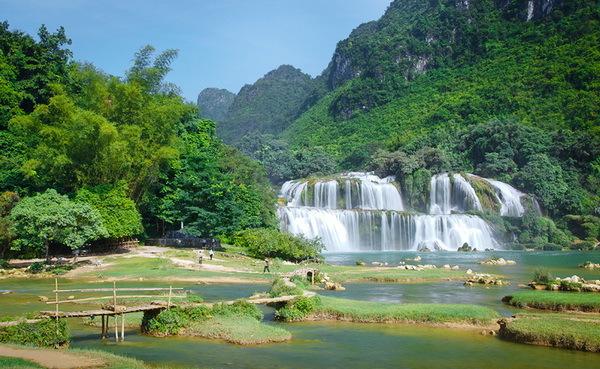 Công viên địa chất toàn cầu non nước Cao Bằng