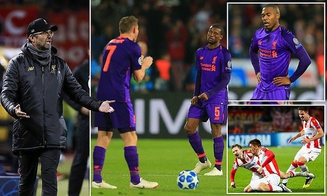 Thua đau đội cuối bảng, Liverpool nguy cơ bật bãi khỏi C1