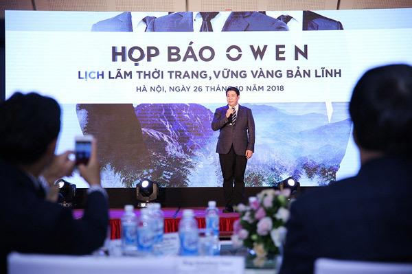 Bắt tay 'ông lớn' Nhật Bản, Owen chinh phục thị trường Việt
