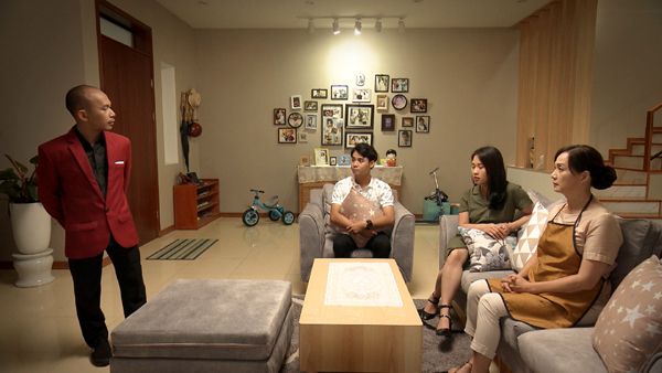Nam diễn viên lùn nhất màn ảnh Việt làm khán giả cười bò