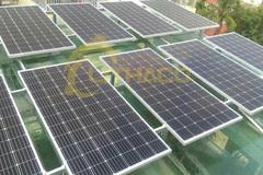 Điện năng lượng mặt trời ngày càng được 'chuộng'