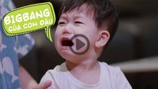 Khi Đậu Đậu là fan BigBang nhưng bố lại mở nhạc BTS