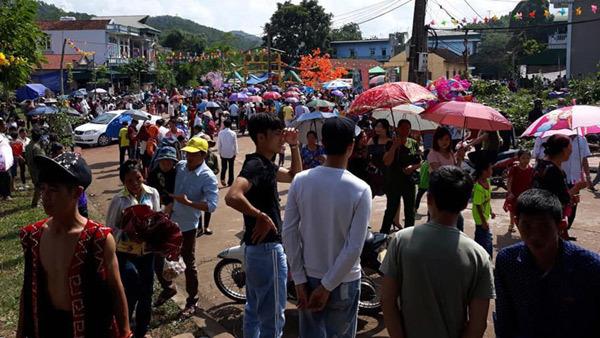 Quảng Ninh: Phục dựng Chợ phiên vùng cao Hà Lâu