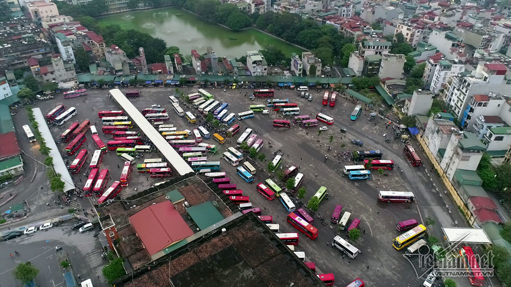 Bộ GTVT: Hà Nội không nên đưa hết bến xe ra vành đai 4