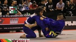 Võ sĩ người Việt đầu tiên vô địch tại giải Jiu-jitsu quốc tế