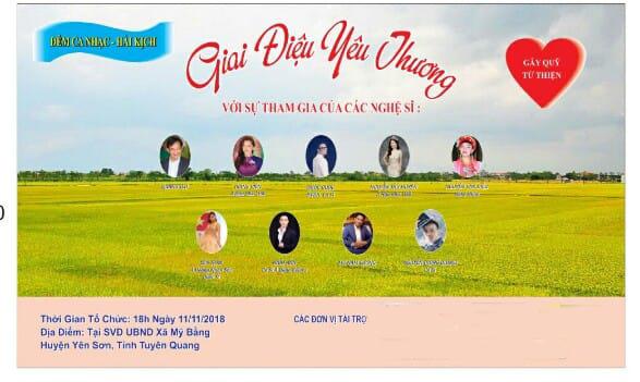 Nghệ sỹ Quang Tèo,Á hậu Miss U30,Hoàng THị Trang Viên,Thần tượng Bole ro Nhật Anh
