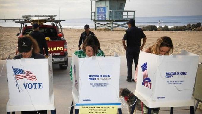 Những kỷ lục chưa từng có trong bầu cử giữa kỳ Mỹ 2018
