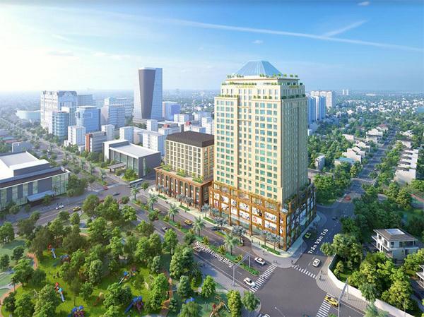 Officetel Golden King - Tâm điểm thị trường Phú Mỹ Hưng
