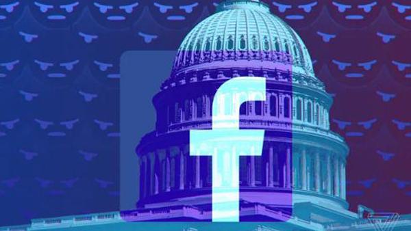 Facebook khóa 1 loạt tài khoản tình nghi trước cuộc bầu cử Mỹ