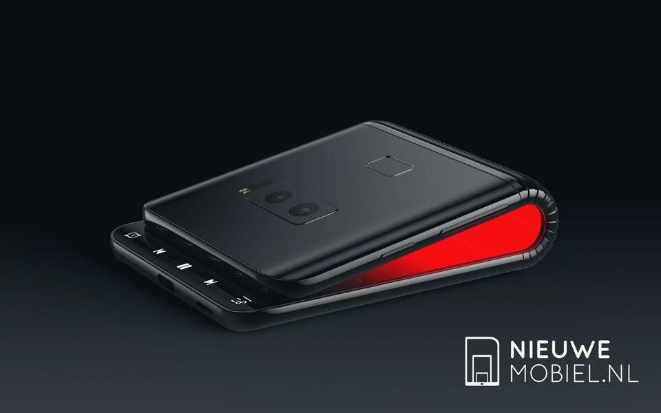 Samsung ra mắt điện thoại gập đôi Galaxy F
