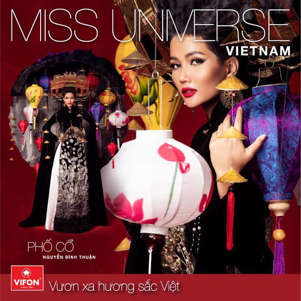 Tìm kiếm trang phục dân tộc cho H'Hen Niê dự Miss Universe 2018