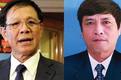 Đính chính cáo trạng vụ Phan Văn Vĩnh, Phan Sào Nam