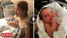 """Mất đứa con đầu lòng 8 ngày tuổi, bà mẹ cảnh tỉnh """"Đừng hại con vì nụ hôn của bạn"""""""