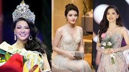 Những cô gái Việt từng 'khuấy đảo' các cuộc thi sắc đẹp thế giới