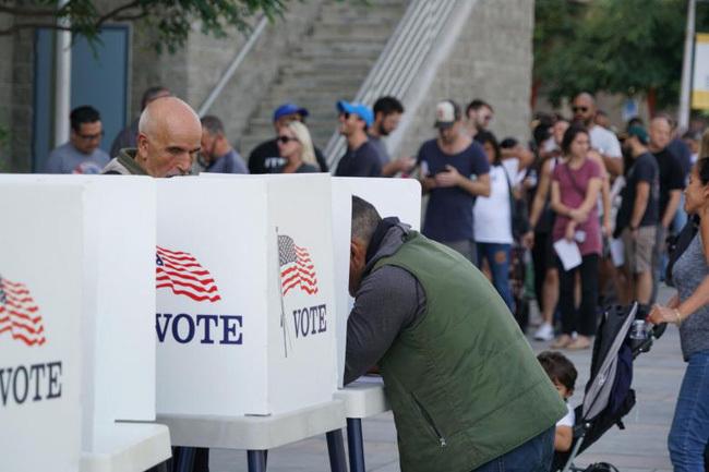 Nước Mỹ,bầu cử giữa kỳ,chính trường nước Mỹ