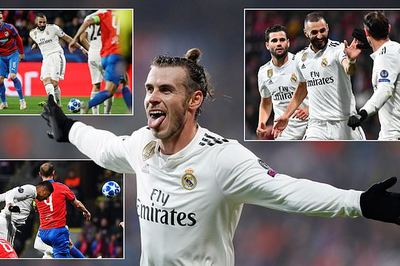 """Bale và Benzema lập công, Real thắng """"bàn tay nhỏ"""""""