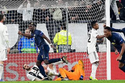 MU ngược dòng ngoạn mục quật ngã Juventus