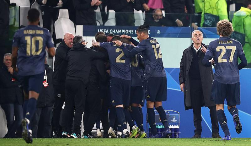 MU,Juventus