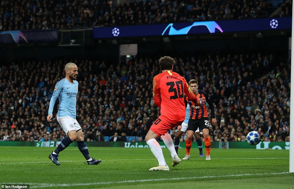 Man City,Shakhtar Donetsk