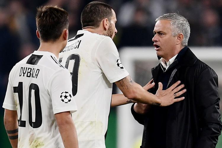 Mourinho,MU,Juventus