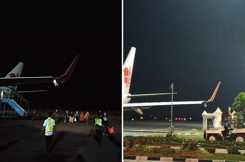 Máy bay Indonesia lại xảy ra sự cố đáng tiếc
