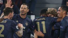 """Mourinho: """"MU quá đỉnh, không thể chơi tốt hơn được nữa"""""""