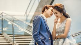 Á hậu Huyền My lên tiếng về chuyện tình cảm với B Trần