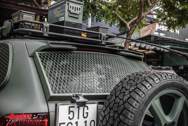 Ông chủ cafe Trung Nguyên 'phá' Porsche Cayenne như thế nào?