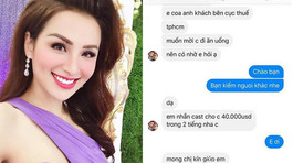 """Sự thật nực cười sau chuyện """"bị gạ gẫm nghìn USD"""" của các mỹ nhân Việt"""