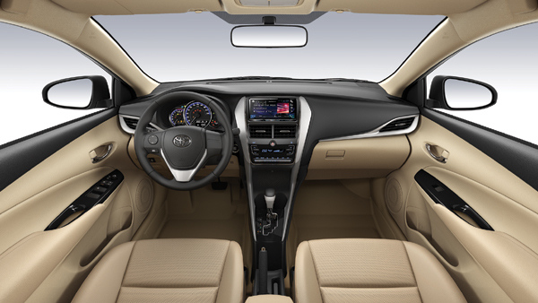 Ưu đãi lớn cho khách hàng mua Toyota Vios mới