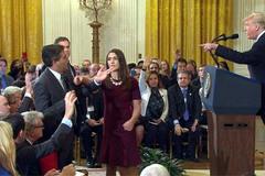 Hỏi xoáy ông Trump, phóng viên bị tước quyền tiếp cận Nhà Trắng