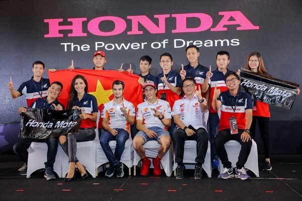 Hành trình ấn tượng Honda Asian Journey 2018