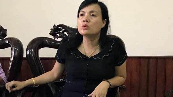 Nữ bí thư huyện chỉ đạo công an 'theo dõi' đoàn kiểm tra: Vượt thẩm quyền