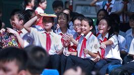 Trẻ em, học sinh diện phổ cập học ở cơ sở ngoài công lập được hỗ trợ đóng học phí