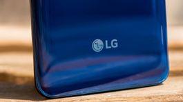 LG đăng kí bản quyền smartphone với camera dưới màn hình