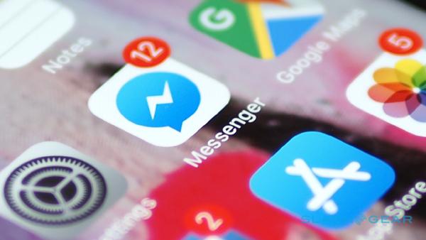 Facebook Messenger cho phép xóa tin nhắn đã gửi