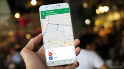 """Google Maps thử nghiệm ứng dụng cảnh báo """"bắn tốc độ"""""""