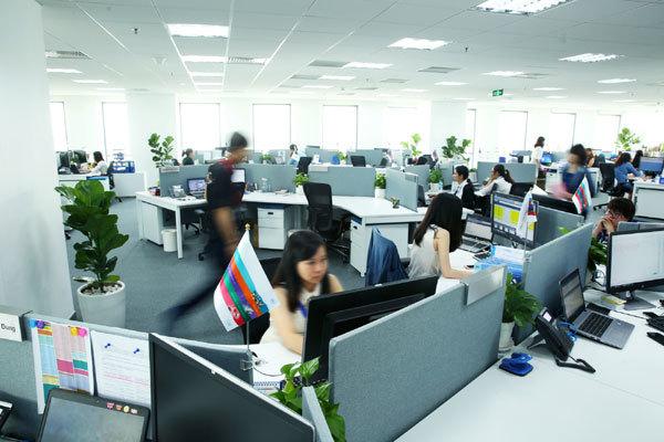 Môi trường làm việc lý tưởng tại Roche Diagnostic Việt Nam