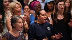 Người phát ngôn nói về kết quả bầu cử giữa kỳ ở Mỹ