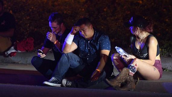 Xả súng đẫm máu ở Mỹ, hàng chục người thương vong