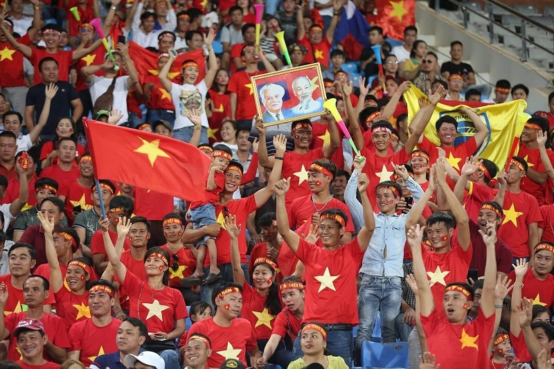 Tuyển Việt Nam thắng to Lào: Ra quân rạng rỡ nụ cười...