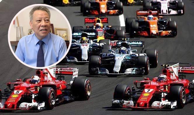 Ông Tô Văn Động: Hạ tầng Mỹ Đình phù hợp với giải đua F1