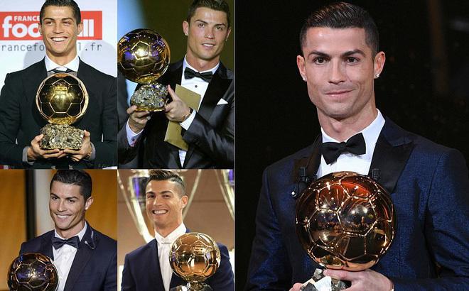 Ronaldo gặp BTC Quả bóng vàng, tiết lộ mong muốn bất ngờ