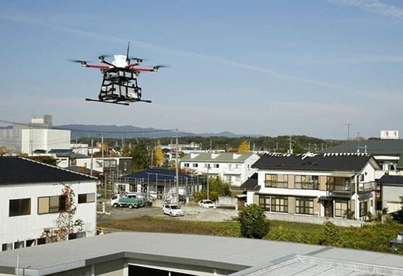 Drone,Máy bay không người lái
