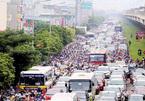 2030: Cấm xe máy vào nội đô Hà Nội