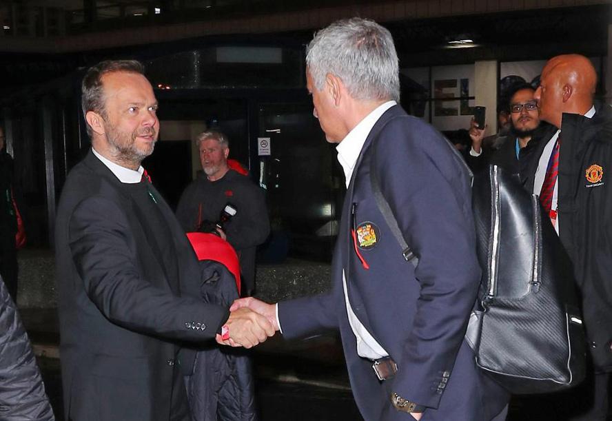 MU,Mourinho,Ed Woodward